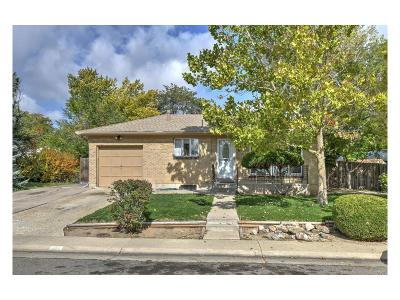 Northglenn Single Family Home Under Contract: 1261 Coring Place