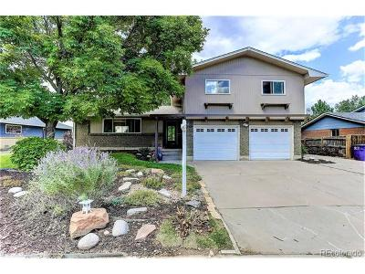 Denver Single Family Home Active: 4482 South Xeric Way