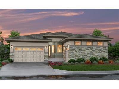 Arvada Single Family Home Active: 8823 Flattop Street