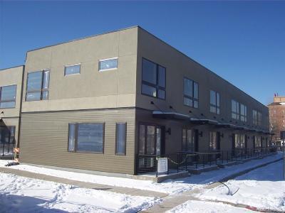 Denver Condo/Townhouse Under Contract: 1490 East Bruce Randolph Avenue