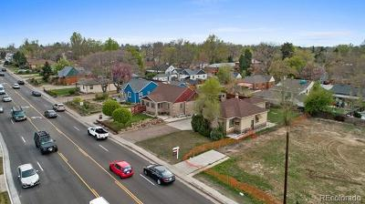 Wheat Ridge Single Family Home Active: 3739 Sheridan Boulevard