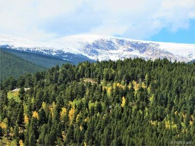 Bailey CO Residential Lots & Land Active: $319,999