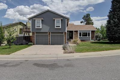 Littleton Single Family Home Active: 8180 West Fremont Avenue