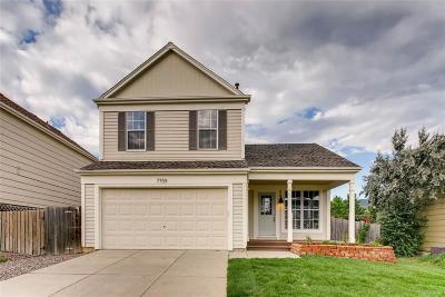 Littleton Single Family Home Active: 7759 Elmwood Street