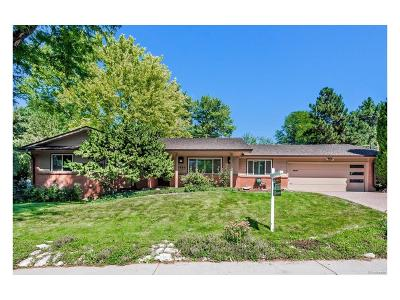Lakewood Single Family Home Under Contract: 11765 West 22nd Place