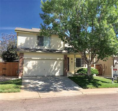 Brighton Single Family Home Under Contract: 5941 East 120th Place