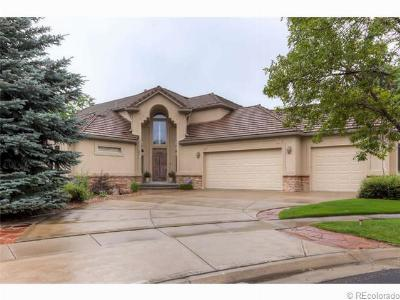 Single Family Home Sold: 10903 Legacy Ridge Court