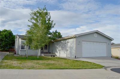 Colorado Springs Single Family Home Active: 7671 Whiptail Point