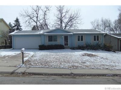 Single Family Home Sold: 13004 East Idaho Drive