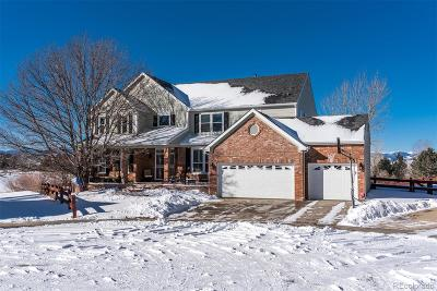 Highlands Ranch Single Family Home Under Contract: 1000 Southbury Place