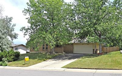Lakewood Single Family Home Active: 1160 South Foothill Drive