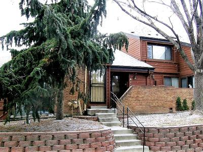 Condo/Townhouse Sale Pending: 2685 South Dayton Way #85