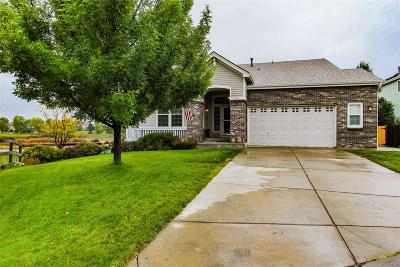 Thornton Single Family Home Under Contract: 12400 Kearney Circle