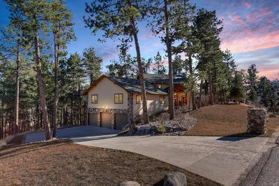 Larkspur CO Single Family Home Under Contract: $684,000