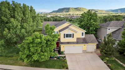 Arvada Single Family Home Under Contract: 17260 West 70th Avenue