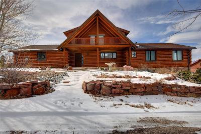 Littleton Single Family Home Under Contract: 6900 West Chatfield Lane