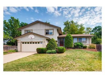 Single Family Home Under Contract: 8083 East Oberlin Place