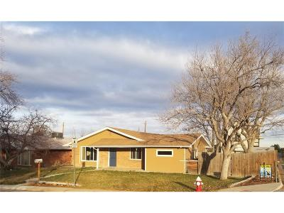 Denver Single Family Home Active: 6800 Julian Street