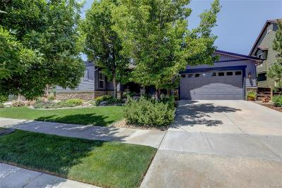 Commerce City Single Family Home Active: 16689 East 106th Drive