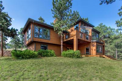 Evergreen Single Family Home Active: 1685 Ajax Lane
