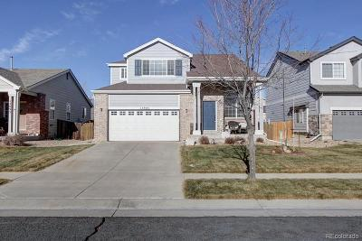 Commerce City Single Family Home Under Contract: 13903 East 104th Place