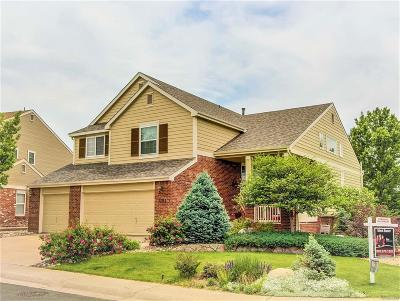 Highlands Ranch Single Family Home Under Contract: 1160 Southbury Place