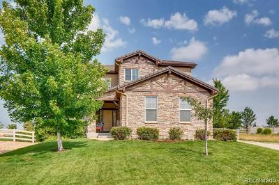 Broomfield Single Family Home Under Contract: 3641 Vestal Loop