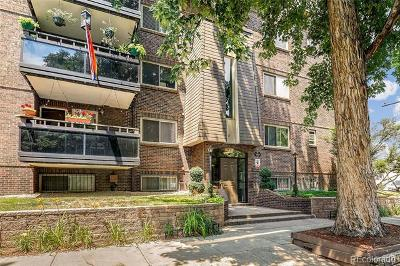 Cap Hill/Uptown, Capital Hill, Capitol Hill Condo/Townhouse Active: 1233 North Ogden Street #205