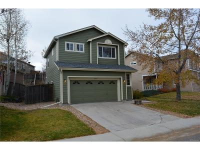 Highlands Ranch Single Family Home Under Contract: 10242 Spotted Owl Avenue
