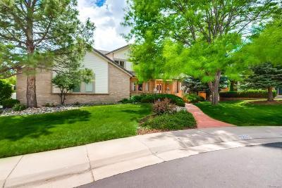 Englewood Single Family Home Active: 5299 South Geneva Way
