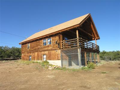 Salida Single Family Home Active: 6225 County Road 110