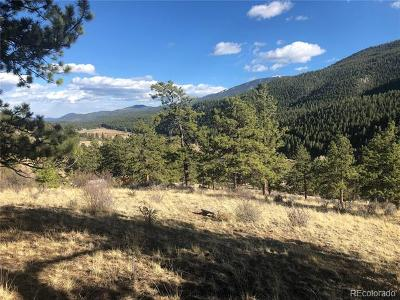 Evergreen, Conifer, Bailey, Morrison, Golden, Indian Hills Residential Lots & Land Active: 61 West Cline Drive