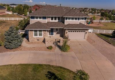 Thornton Single Family Home Under Contract: 9845 East 146th Place