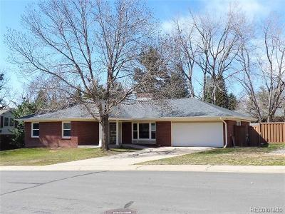 Greenwood Village CO Single Family Home Active: $570,000