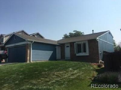 Littleton Single Family Home Active: 5364 South Ward Way
