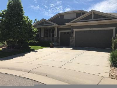 Littleton Single Family Home Under Contract: 8030 Dressage Road
