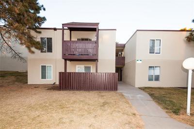 Denver Condo/Townhouse Under Contract: 9725 East Harvard Avenue #BB-434