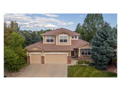 Highlands Ranch Single Family Home Active: 2150 Creekside Point