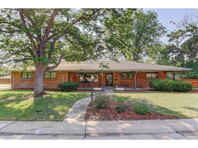 Golden Single Family Home Under Contract: 1810 Willow Way