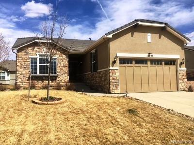 Anthem Ranch Single Family Home Under Contract: 16020 Meeker Way