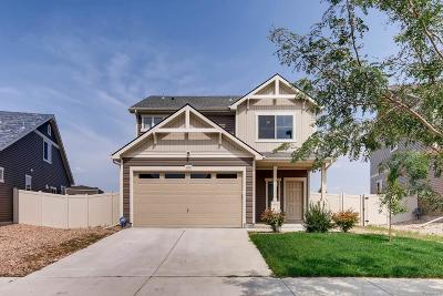 Denver Single Family Home Active: 4758 Walden Way
