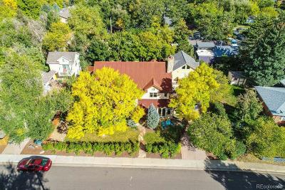 Boulder Single Family Home Active: 2670 6th Street
