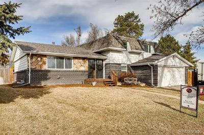Centennial Single Family Home Active: 7307 South Birch Street