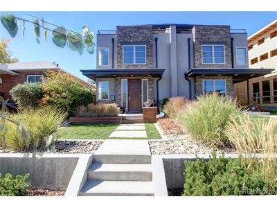 Denver Single Family Home Under Contract: 2125 Lowell Boulevard