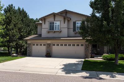 Highlands Ranch Single Family Home Under Contract: 2588 Rockbridge Way