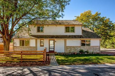 Littleton Single Family Home Active: 1006 West Peakview Avenue