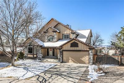 Highlands Ranch Single Family Home Active: 9788 Wimbledon Court