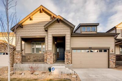 Aurora Single Family Home Under Contract: 5010 South Ukraine Street