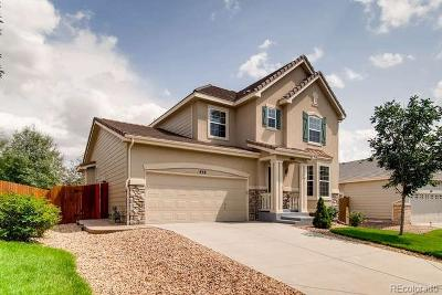 Brighton Single Family Home Active: 458 Tumbleweed Drive
