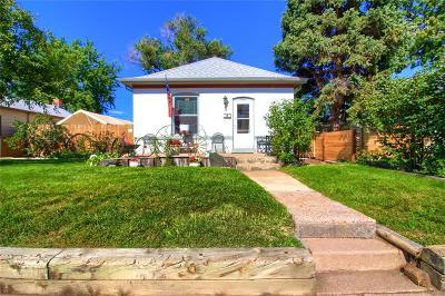 Englewood Single Family Home Active: 3969 South Bannock Street